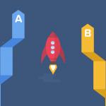 A/B testing blog title image