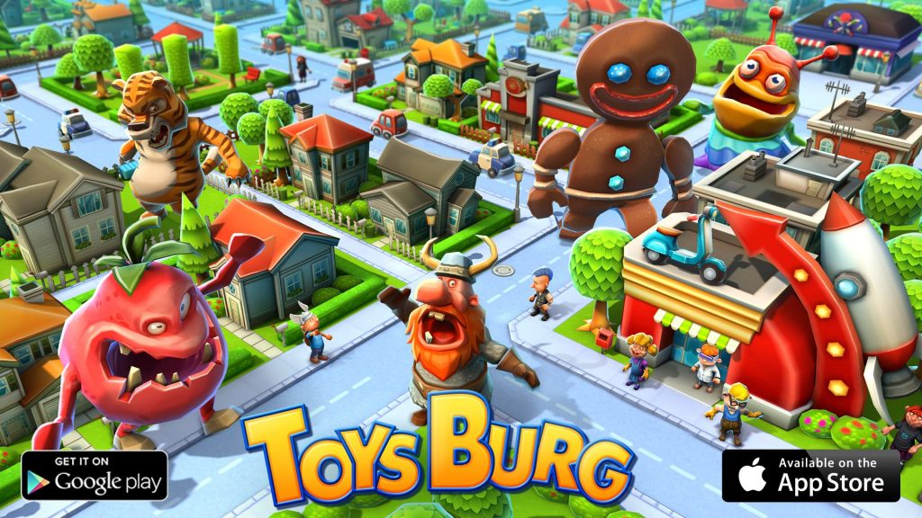 Promotional image of the game Toysburg