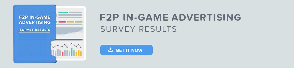 In-Game Advertising Survey Results