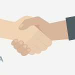 Newzoo and Deltadna shake hands